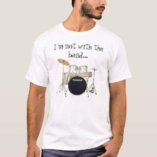 Camiseta banda