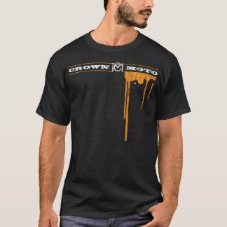 Camiseta Banda da caixa do sangramento do CM (vintage)