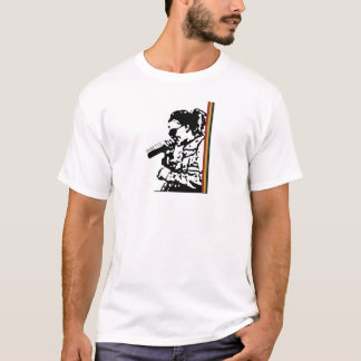 Camiseta Banda de Bagga Riddim - TShirt das senhoras