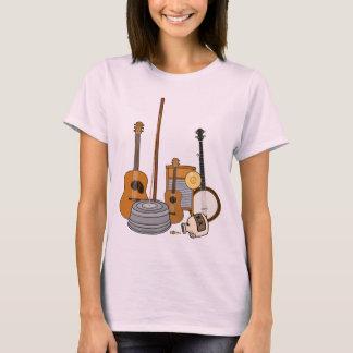 Camiseta Banda de jarro