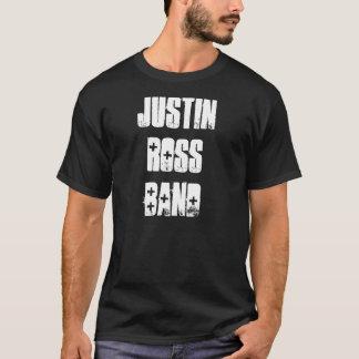 Camiseta Banda de Justin Ross