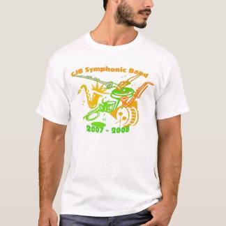Camiseta banda do cjb