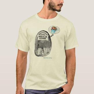 Camiseta Banda do presunto da loja do dólar