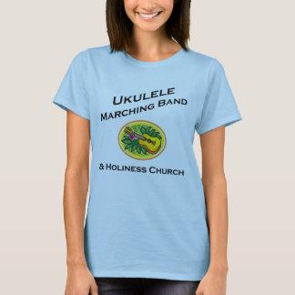 Camiseta Banda do Ukulele & igreja da santidade