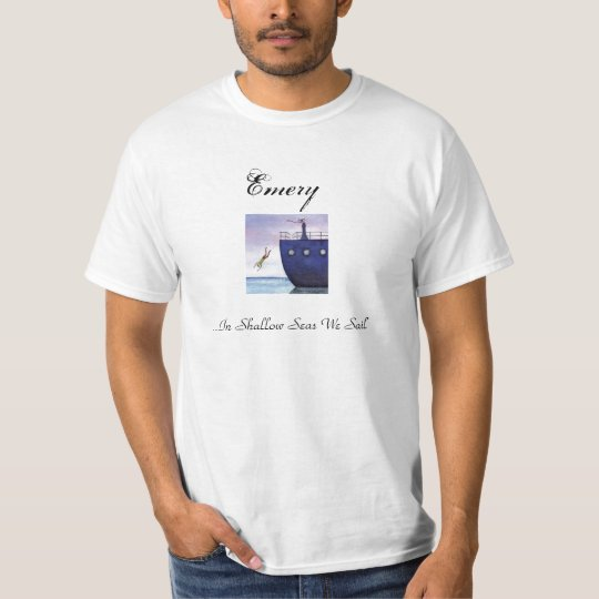 Camiseta - Banda - Emery