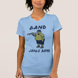 Camiseta Banda, James