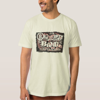 Camiseta banda suja grande St Louis