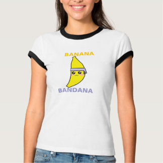 Camiseta Bandana da banana