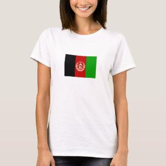 Camiseta Bandeira afegã patriótica