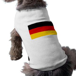 Camiseta Bandeira alemão