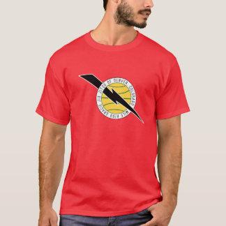 Camiseta Bandeira alta de Gracie Jiu Jitsu Guanabara da