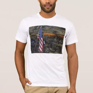 Camiseta Bandeira americana de Harley Davidson
