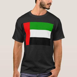 Camiseta Bandeira árabe dos emirados