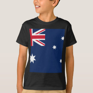 Camiseta Bandeira australiana