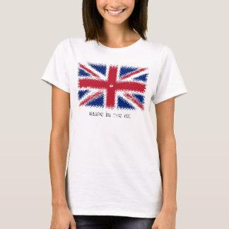 Camiseta Bandeira britânica, feita no Reino Unido - Tshirt