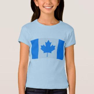 Camiseta Bandeira canadense