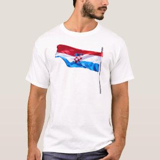 Camiseta Bandeira croata