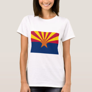 Camiseta Bandeira da arizona