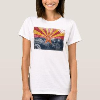 Camiseta Bandeira da arizona