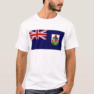 Camiseta Bandeira da bandeira do governo de Bermuda