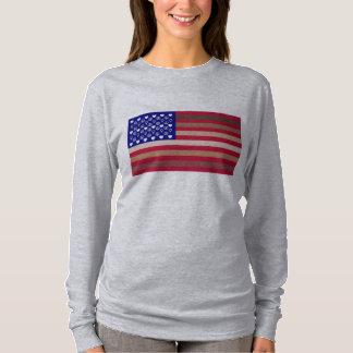 Camiseta Bandeira da diversidade