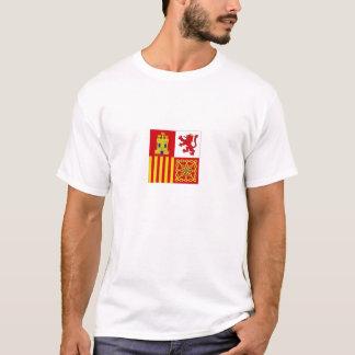 Camiseta Bandeira da espanha