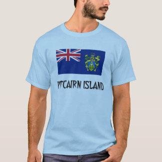 Camiseta Bandeira da Ilha Pitcairn