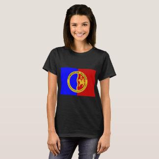 Camiseta Bandeira da nação do Comanche