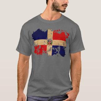 Camiseta Bandeira da República Dominicana