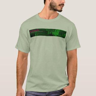 Camiseta Bandeira da Web do kitsch