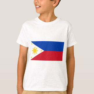Camiseta Bandeira das Filipinas