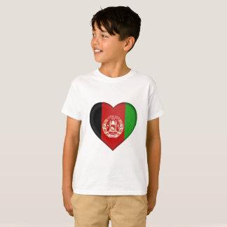 Camiseta Bandeira de Afeganistão
