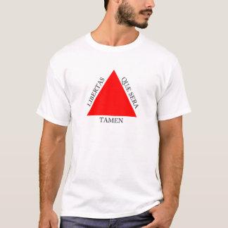 Camiseta Bandeira de alta qualidade do Minas Gerais de
