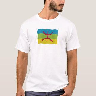 Camiseta Bandeira de Amazigh