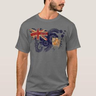 Camiseta Bandeira de Anguilla