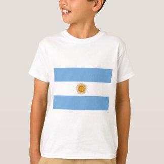 Camiseta Bandeira de Argentina - bandera de Argentina