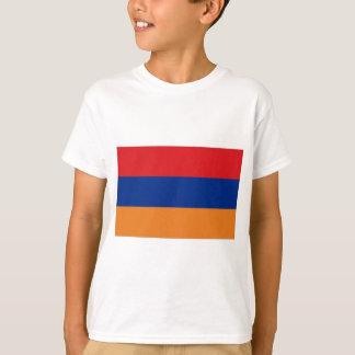Camiseta Bandeira de Arménia