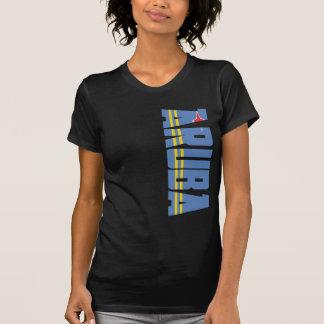 Camiseta Bandeira de Aruba
