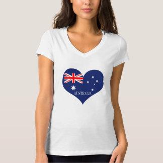 Camiseta Bandeira de Austrália