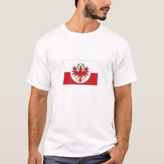 Camiseta Bandeira de Áustria Tirol