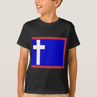 Camiseta Bandeira de batalha de Missouri (brigada do