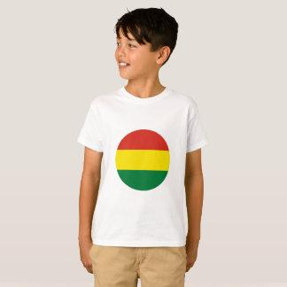 Camiseta Bandeira de Bolívia