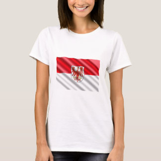 Camiseta Bandeira de Brandemburgo