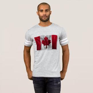 Camiseta Bandeira de Canadá