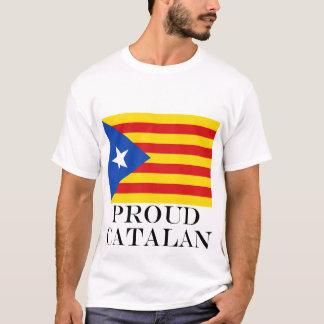 Camiseta Bandeira de Catalonia