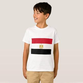 Camiseta Bandeira de Egipto