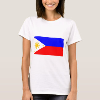 Camiseta Bandeira de Filipinas