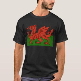 Camiseta Bandeira de Galês