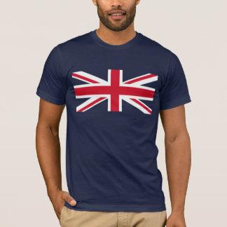 Camiseta Bandeira de Grâ Bretanha