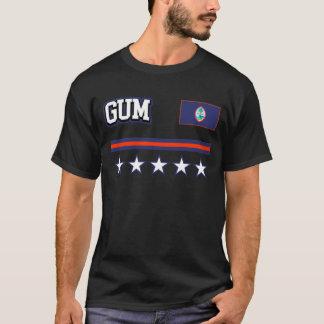 Camiseta Bandeira de Guam